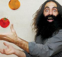 Sustainable Living Festival, 2012, World's Biggest Organic Feast