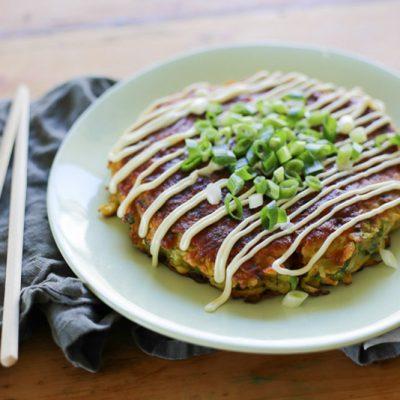 Okonomiyaki CERES Fair Food