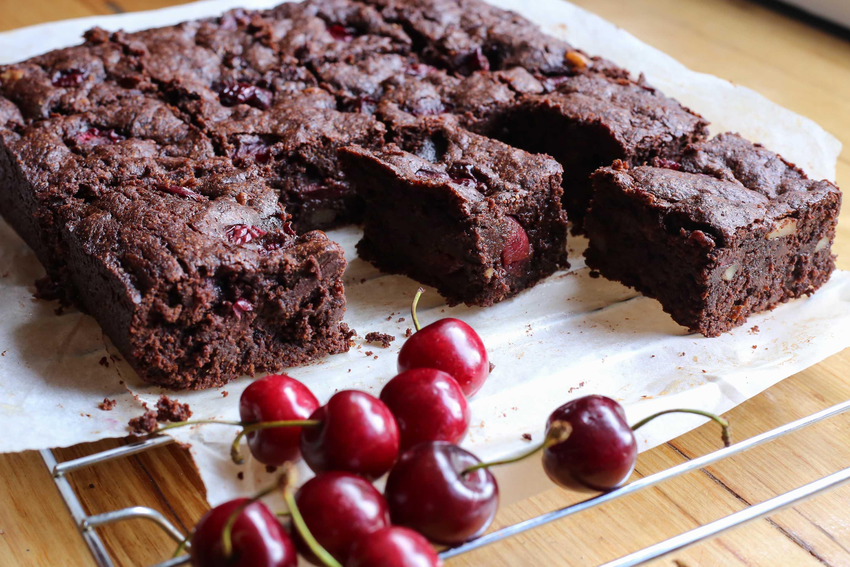 Cherry Brownies