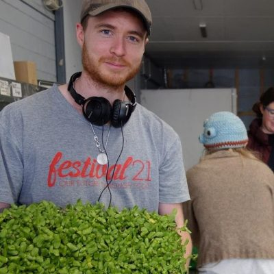 Dan O'Farrell CERES Fair Food