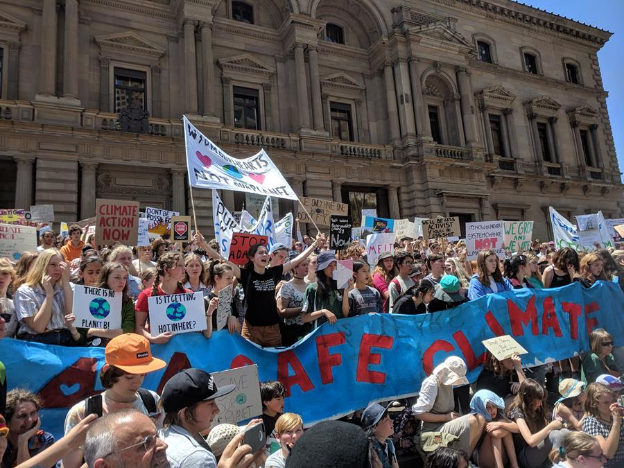 Student Strike for Climate Change