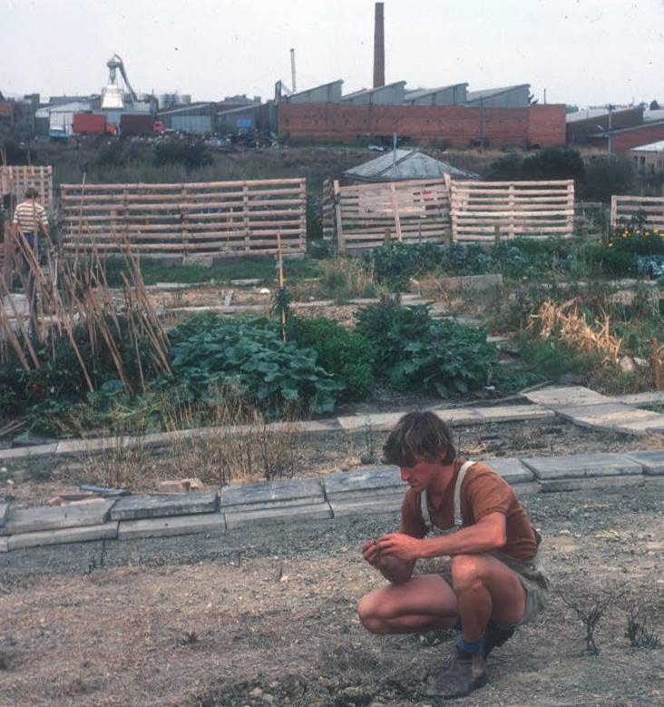 CERES archive community garden holmgren