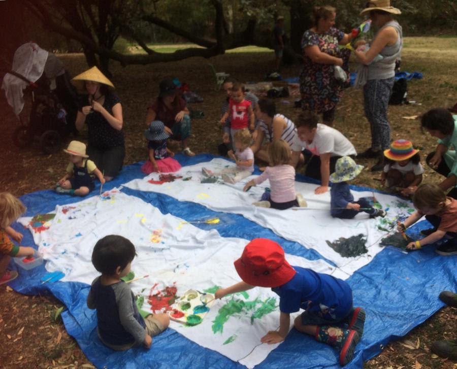 Joes Market Garden KidsPlay