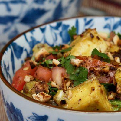 satay curry MarthaGoesGreen