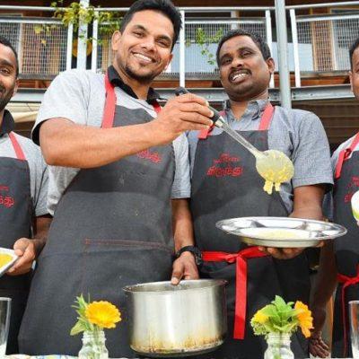 tamil feasts crew