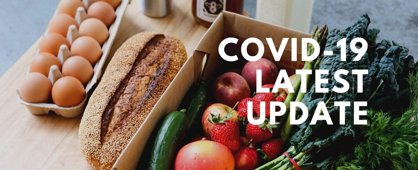 Covid-19 CERES Fair Food