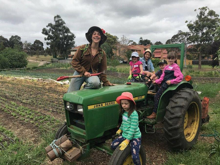 Merri Kids Club - Joe's Market Garden Coburg