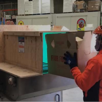 UV box steriliser
