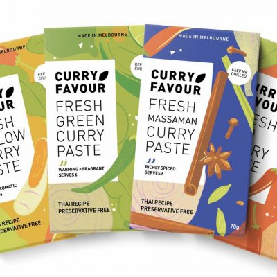 Curry Favour - fresh curry pastes