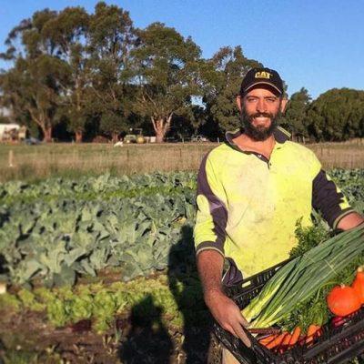 Remis Patch, peri urban farmer