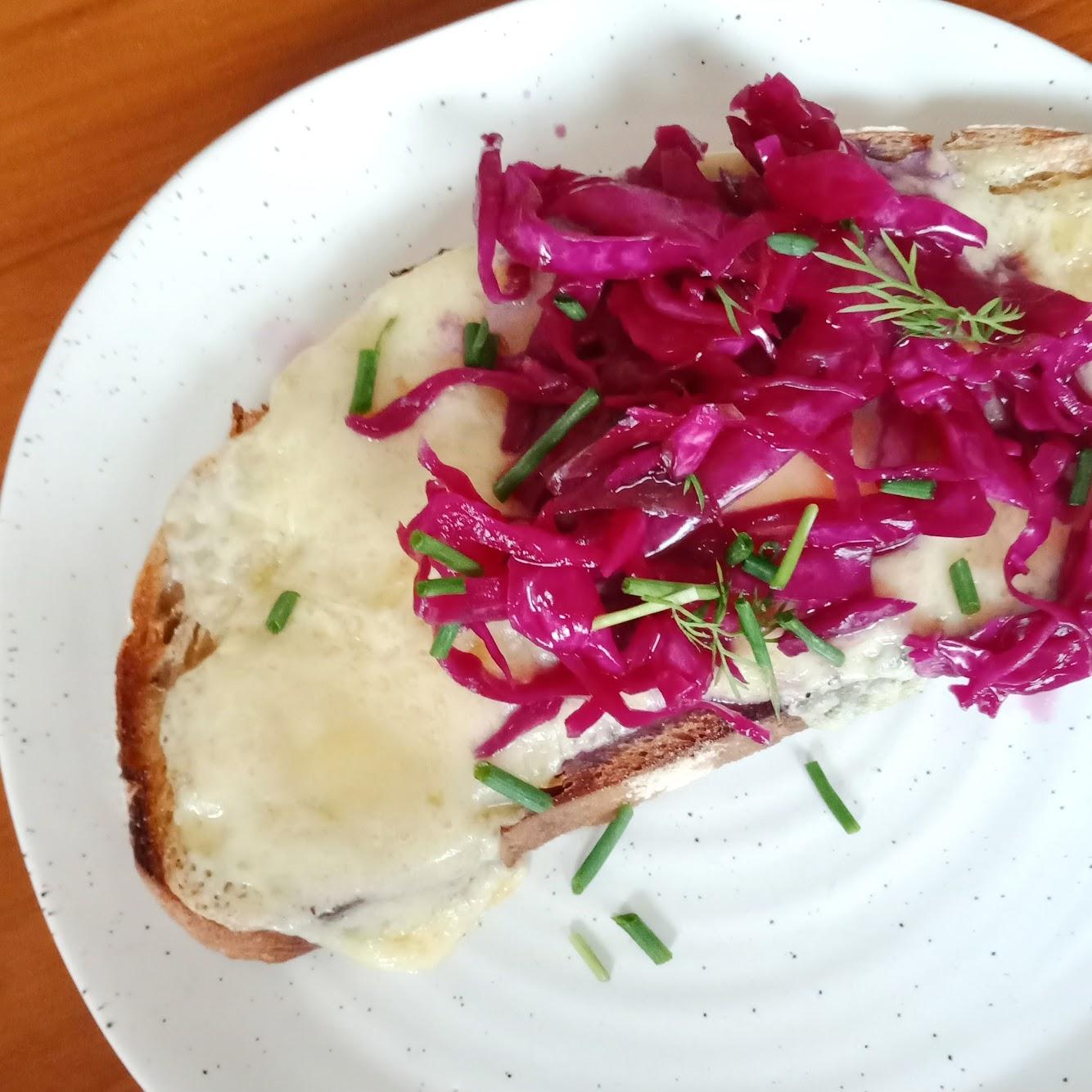 Open Table sauerkraut workshop
