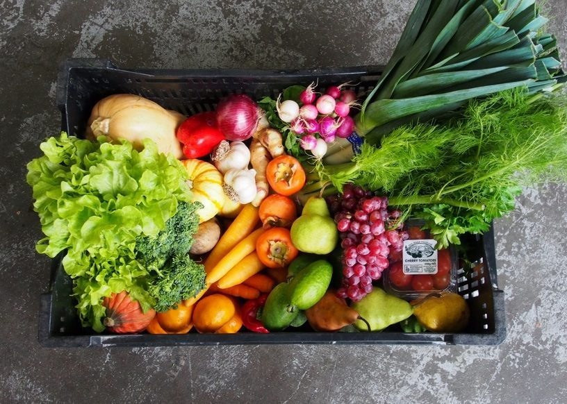 The path to vegetable enlightenment