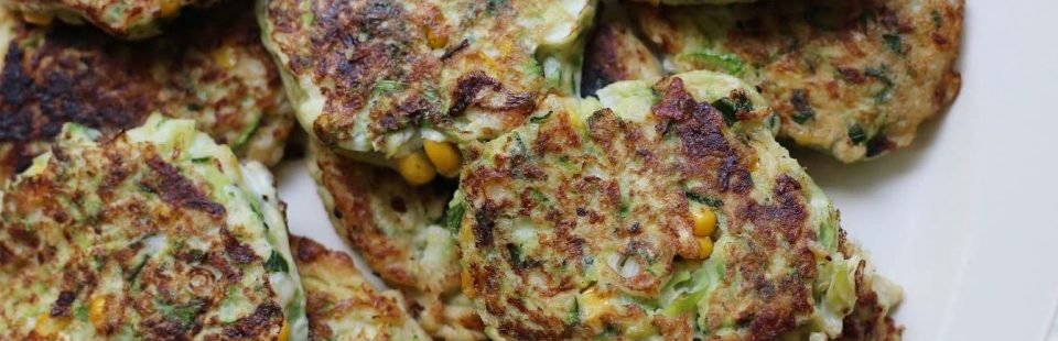 Thanks Zucchini, you make great summer fritters and great friends.